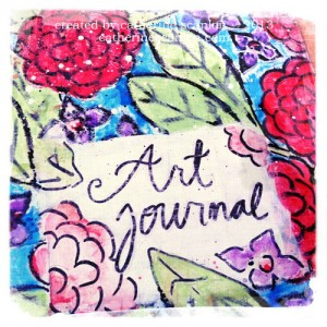Art Journal Cover CMS