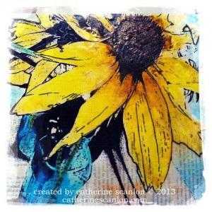 Encaustic Collage CMS